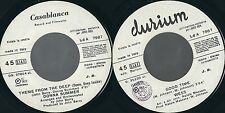 DISCO 45 GIRI   DONNA SUMMER / WESS – THEME FROM THE DEEP  // GOOD TIME