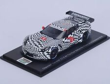 "2014 Corvette C7.R #4 ""ROAR Before the ROLEX24 At Daytona"" 1:43 Model by Spark"