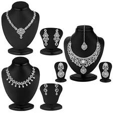 Sukkhi Fascinating 3 Piece Necklace Set Combo   220CB4500