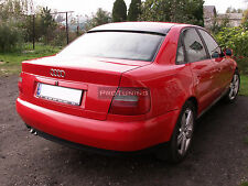 Audi A4 S4 B5 8D 98-01 Roof Extension Rear Window Cover Spoiler Wing Trim sedan
