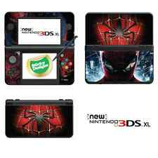 Spiderman Vinyl Skin Sticker for NEW Nintendo 3DS XL (with C Stick)