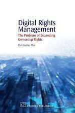 Digital Rights Management: A Librarian's Guide to Technology and Pract-ExLibrary