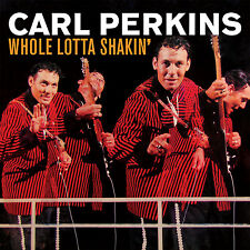 Carl Perkins – Whole Lotta Shakin' CD