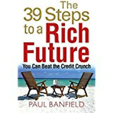 The 39 Steps to a Rich Future, New, Banfield, Paul Book
