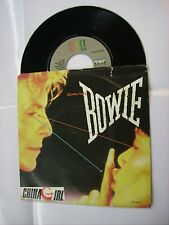 "DAVID BOWIE - CHINA GIRL - 7"" VINYL IN EXCELLENT CONDITION - ITALY 1983"