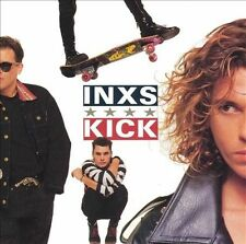 INXS - Kick  (CD, Oct-1987, Atlantic (Label)