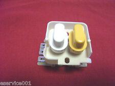 Schalter Tastenschalter 2-fach 2DX/28 T.Nr: 4667331 ORIGINAL MIELE