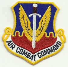 U.S.  Air Force Air Combat Command PATCH