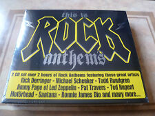 Various - This Is Rock Anthems SLASH DIO WARRANT LA GUNS RATT QUIET RIOT POISON