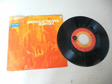 "HEADS HANDS&FEET""WARMING UP THE BAND-disco 45 giri CAPITOL Ger 1971"""