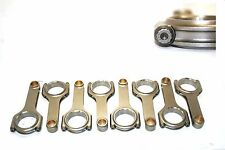 """FORD 460 BBF 6.605"""" Forged 4340 H-BEAM CONNECTING ROD W/ARP 8740 Bolts"""