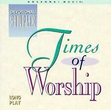 The Very Best of Ray Boltz Hosanna Music Sampler: Times of Worship CD ***NEW***