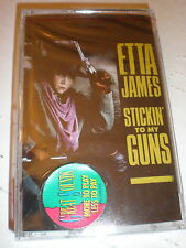 Etta James CASSETTE NEW Stickin To My Guns