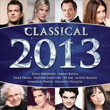 NEW Classical 2013 by Robert Prizeman Trevor Pinnock CD (CD) Free P&H