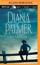 Heartless by Diana Palmer (2015, MP3 CD, Unabridged)