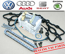Genuine Seat Skoda 2.0 FSI / 2.0 TSI /2.0 TFSI Cam Chain & Tensioner Repair Kit