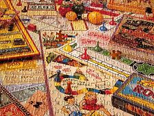 GAMES OF YOUR LIFE jigsaw puzzle 1995 antique board games missing pieces Clue