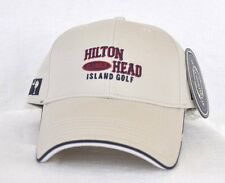 *HILTON HEAD ISLAND GOLF* Structured Ball cap hat embroidered *OURAY SPORTSWEAR*
