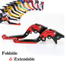 Folding&Extending Brake Clutch Levers For Honda CBR1000RR/FIREBLADE 2004-2007 06