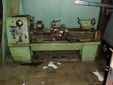 "15"" x 50"" cc Clausing Colchester Engine Lathe Ways in great shape"