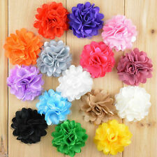10Pcs Baby Girls Toddler Infant Lace Flower Multi Headband Hair Band Accessories