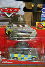 "DISNEY PIXAR CARS 2 ""SIREN CARBARINI"" NEW IN PACKAGE, SHIP WORLDWIDE"