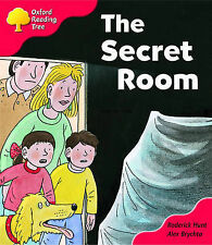 Oxford Reading Tree: Stage 4: Storybooks: the Secret Room by Roderick Hunt...