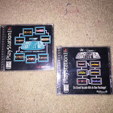 Arcade's Greatest Hits : Midway Collection 2 by Midway & Williams Collection PS1
