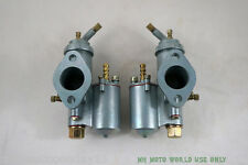 CJ750 AFTERMARKET carburetors PZ28 SV Flat Head M1 M1M with 1.00 size main jets