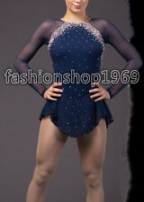 Hot style Gorgeous figure ice skating dress/dance dress for competition xx64