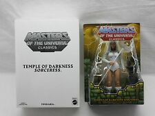 MOTU,TEMPLE OF DARKNESS SORCERESS,MASTERS OF UNIVERSE,CLASSICS,HE-MAN,Sealed,MOC