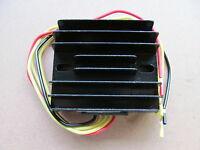 10121 BSA TRIUMPH SINGLE PHASE 12V 200W 16AMP SOLID STATE RECTIFIER REGULATOR