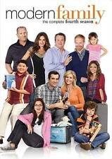 Modern Family: The Complete Fourth Season (DVD, 2013, 3-Disc Set)