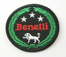BENELLI EMBROIDERED CLOTH BADGE