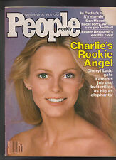People Magazine Cheryl Ladd Don Meredith September 26 1977 Free S/H