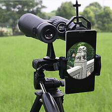 Telescope Connect Cell Phone Bracket Adapter Mount Optical Devic T-Adapter