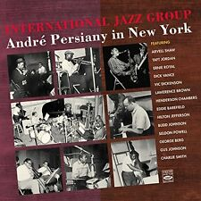 Andre Persiany - International Jazz Group + Persiany In New York (2 Lps + 1cd)
