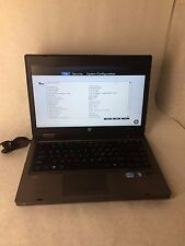 "HP ProBook 6460b  14"" LED Notebook - Core i3 i3-2310M 2.1GHz - NO HDD - BOOTS"