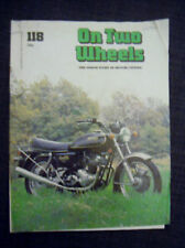 On Two Wheels No.118, Motor Cycling & Racing History Chapter 13, 1966-1979