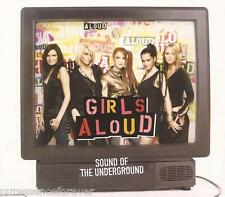 GIRLS ALOUD - Sound Of The Underground (UK Ltd Ed 3 Tk CD Single Pt 2)