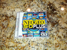 Neo Geo Collection (Sega Dreamcast) *Reproduction Please Read Description*