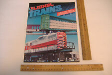 ~LIONEL ELECTRIC TOY TRAINS  CATALOG~1992 BOOK TWO~