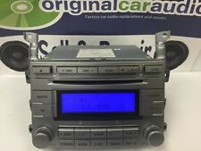 07 - 08 Hyundai Radio Stereo 6 Disc CD Changer MP3 XM Satellite