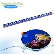 81W LED Aquarium Bar Light Strip Blue&White Fish Reef Coral LPS SPS US/DE Stock