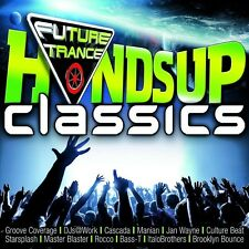 FUTURE TRANCE-HANDS UP CLASSICS (GROOVE COVERAGE, MASTER BLASTER) 3 CD NEU