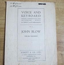 El mismo desterrados, John Golpe, baja de voz y piano D. principales