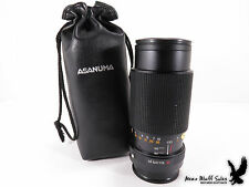 Asanuma Auto-Zoom 1:3.8f=70mm-150mm Telephoto Lens w/Hoya 55mm UV Sky Filter