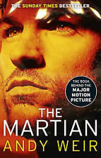 The Martian by Andy Weir Paperback Book   Free Shipping