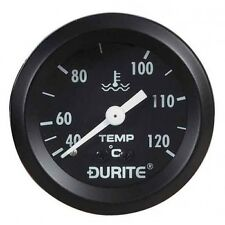 "Land Rover Series 1 2 2a 3 Dash Panel 2"" Water Temp Illuminated Gauge & Sender"