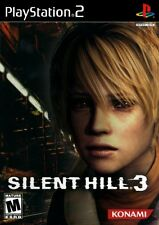 Silent Hill 3 - Playstation 2 Game Complete